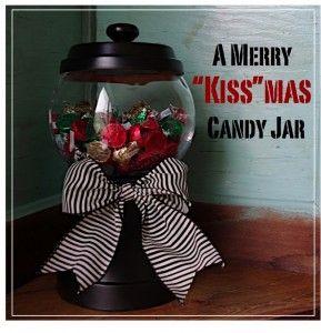Баночка для конфет