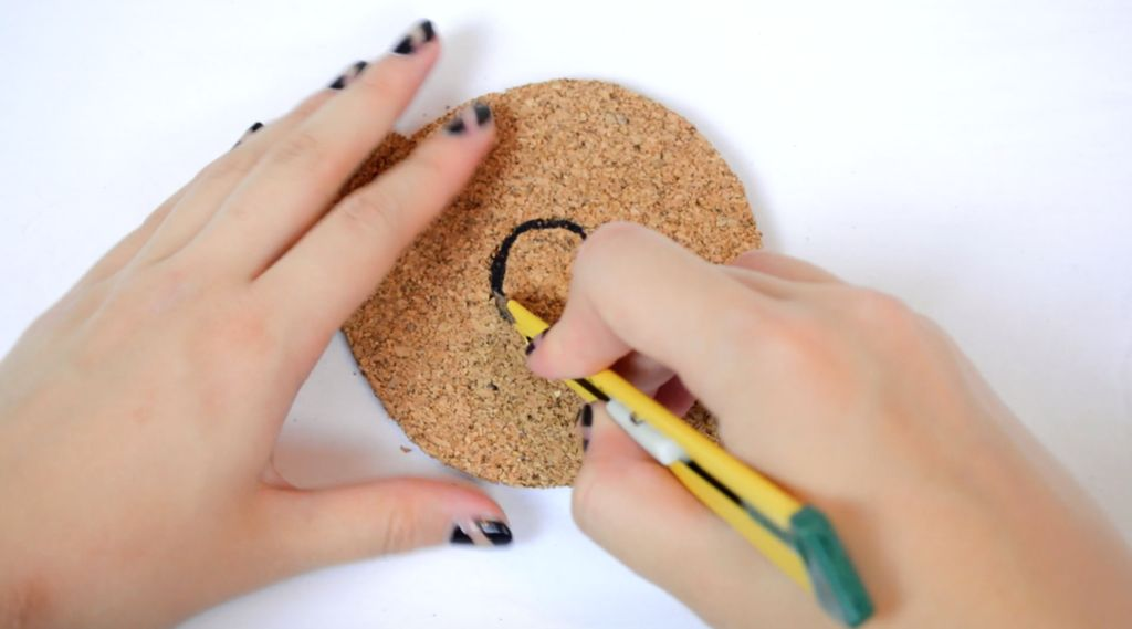 Рисуем кружок