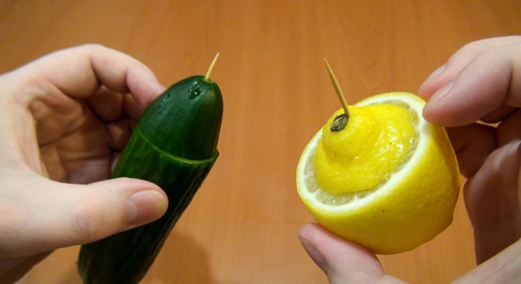 Овощ и фрукт