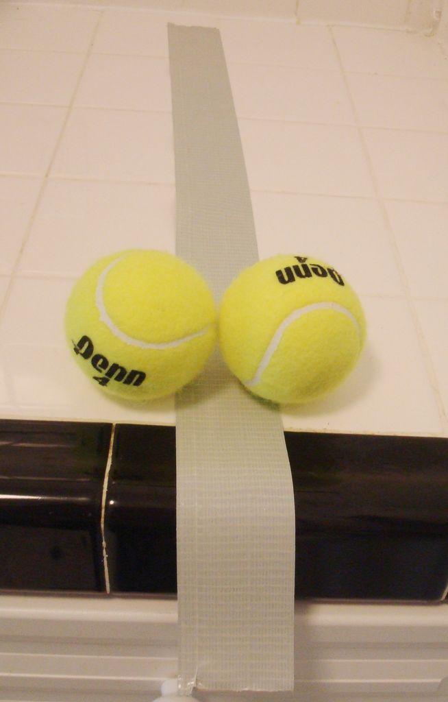 Два мячика