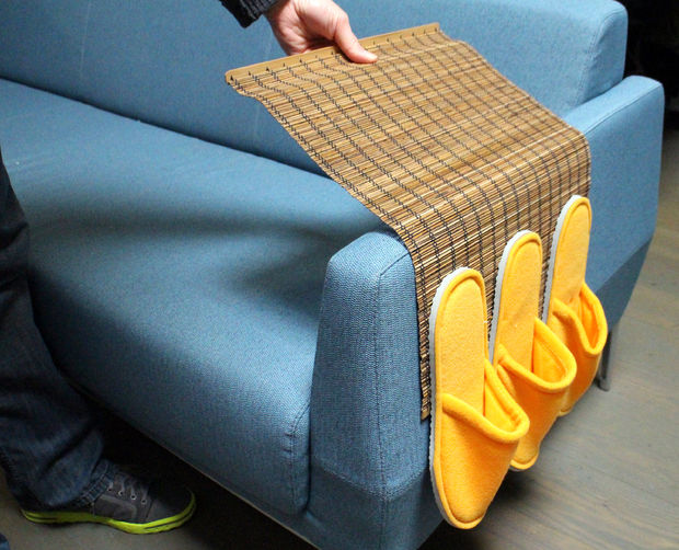Циновка на диван