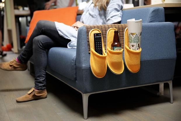 Органайзер на диван
