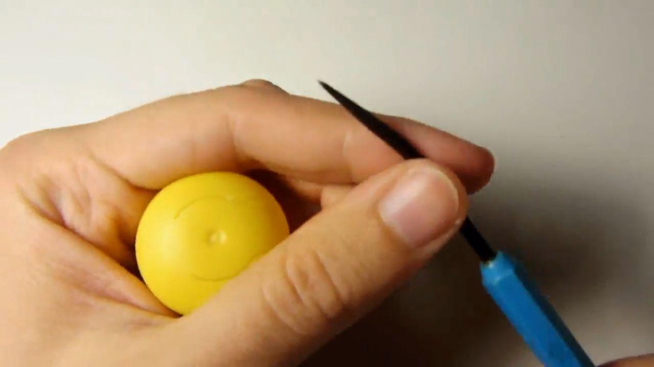 Шило и яйцо