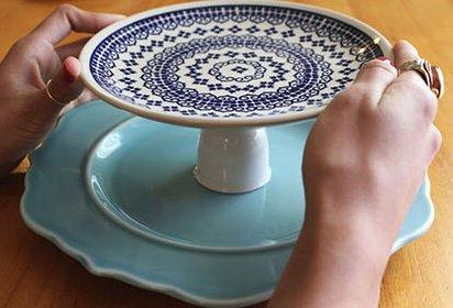Вторая тарелка