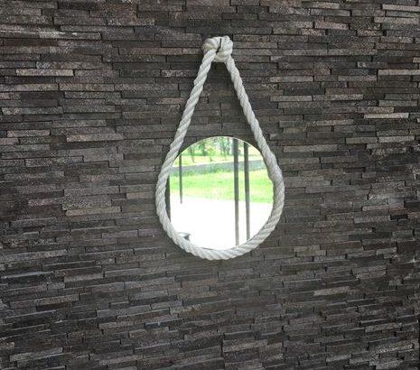 Висящее зеркало