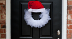 Венок Дед Мороз