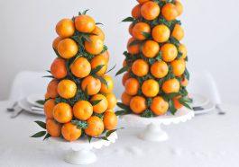 Мандариновые елки