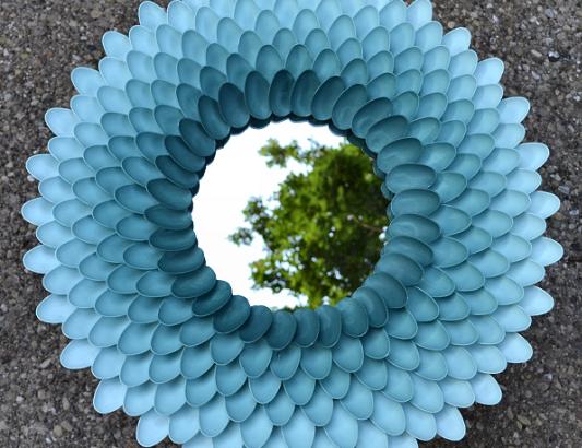 Хризантема-зеркало