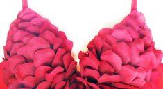 Бра из роз