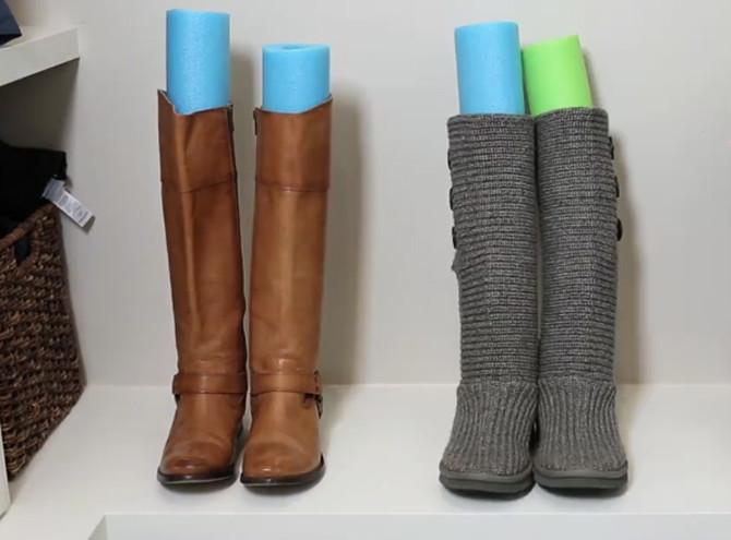 Форма обуви