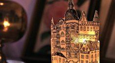 Стокгольмский фонарь