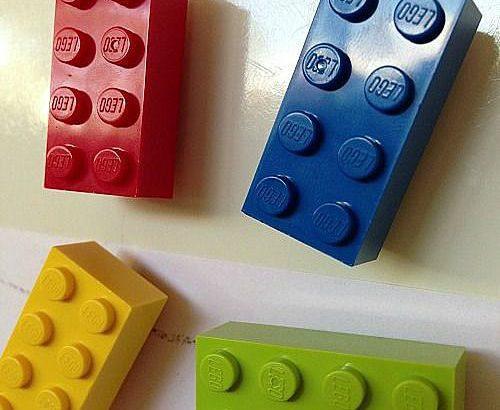 Лайфхаки с Лего