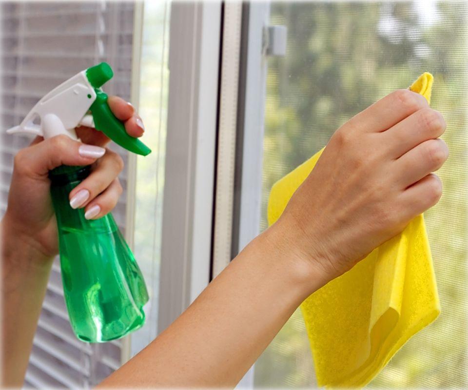 Самодельные чистящие средства