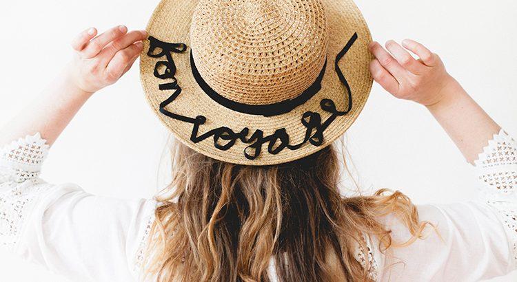 Надпись для шляпы