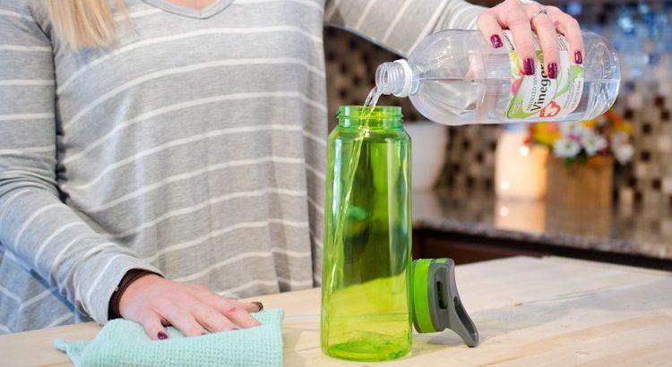 Как помыть бутылку