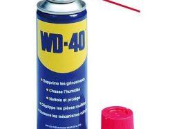 Лайфхаки с WD-40