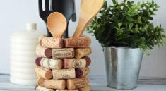 Подставка для кухонной утвари