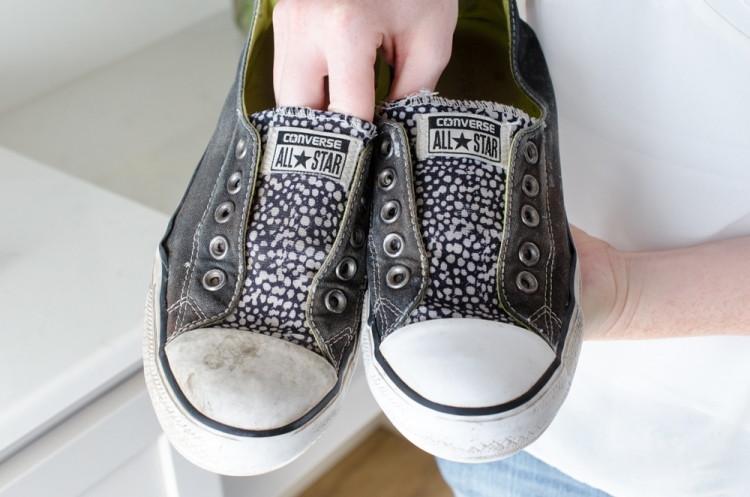 Обувь готова