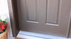 Коврик под дверь