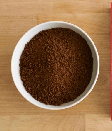 Молотый кофе для выпечки