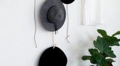Подвесная вешалка для шляп
