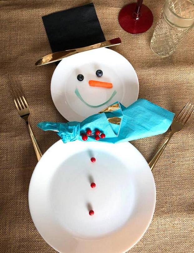 2 снеговик