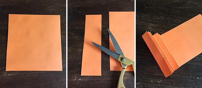 Полоска бумаги