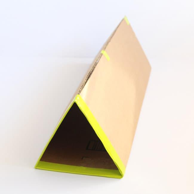 Готовый треугольник