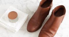 Водоотталкивающий лак для обуви