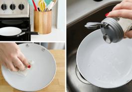 Антипригарная посуда