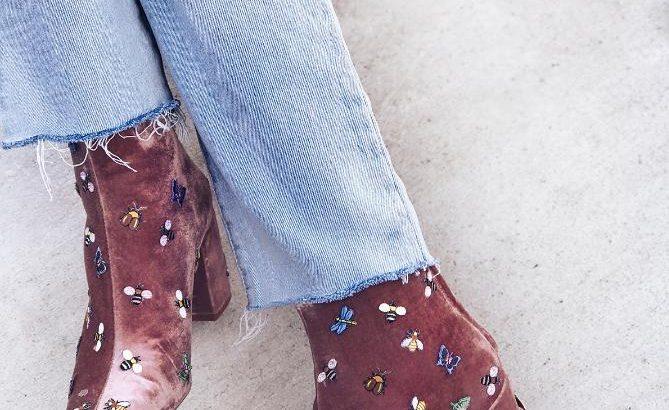 Как украсить и обновить обувь