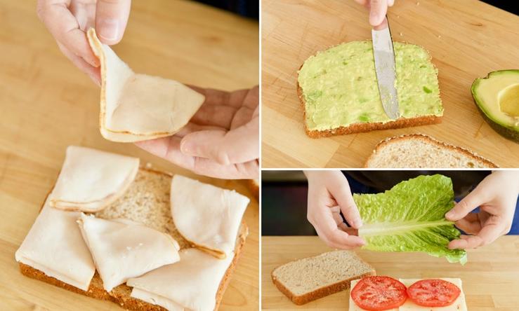 Бутербродные лайфхаки