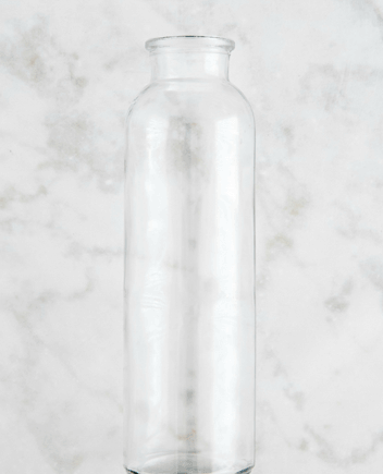Чистая бутылка
