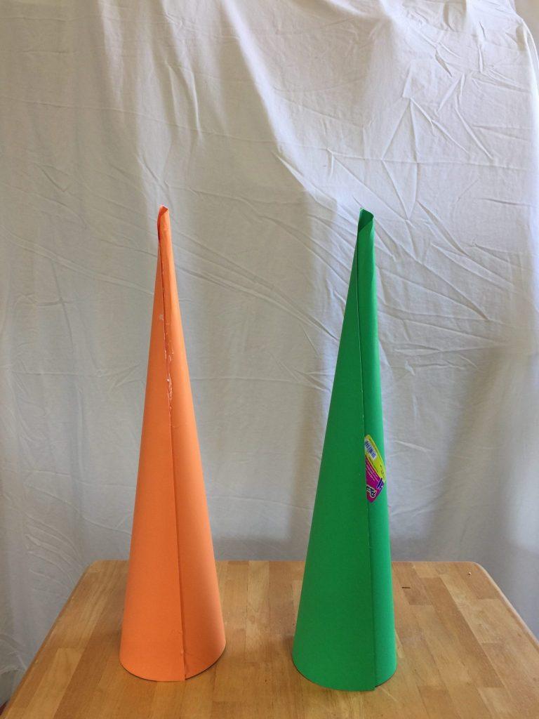 Два конуса