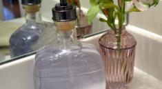 Диспенсер из бутылки от алкоголя