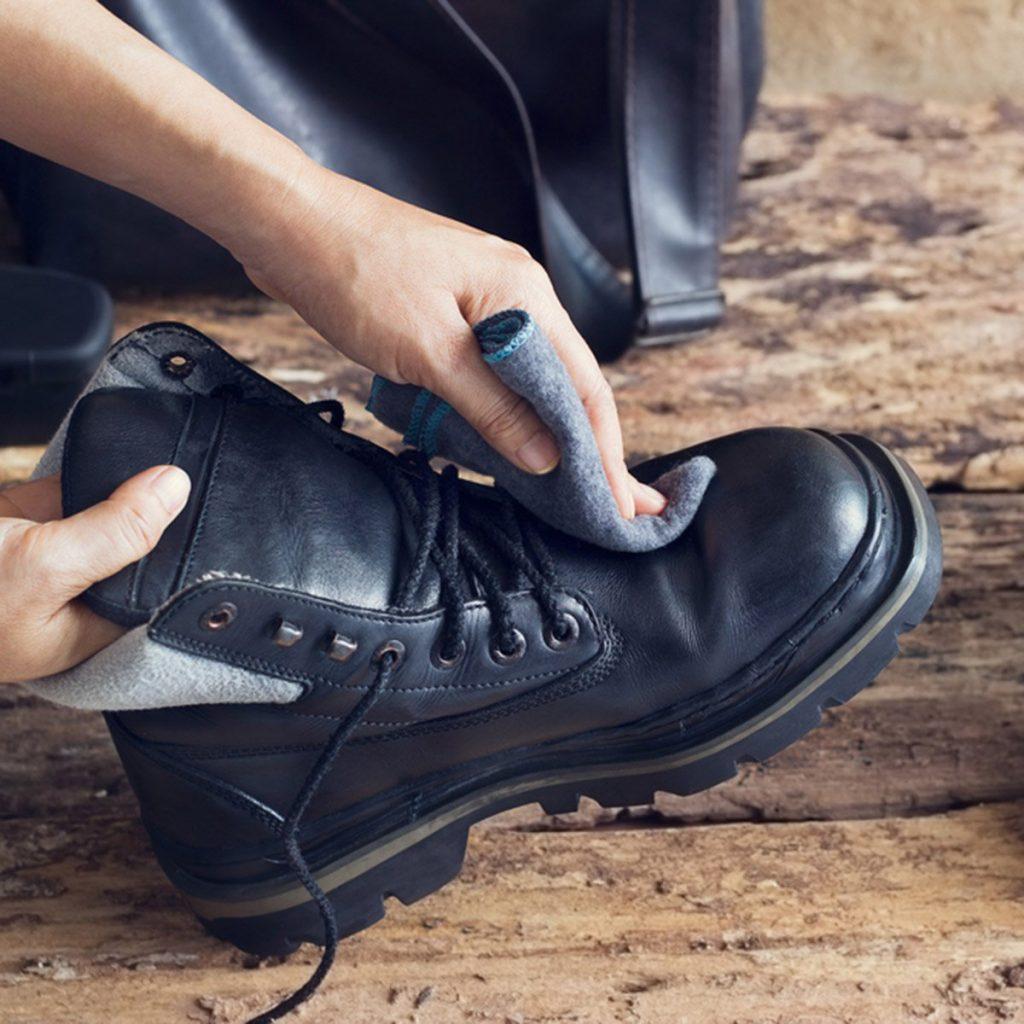 Полироль для обуви