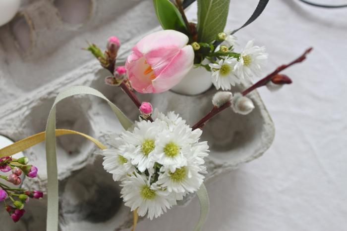 Цветы в скорлупе