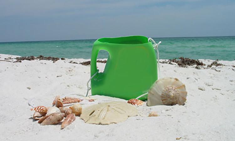 Ведерко для песка