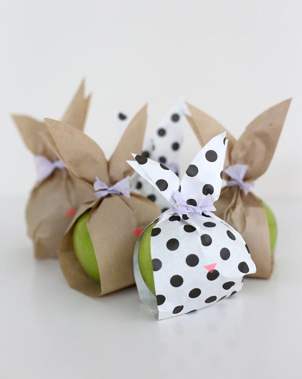 Сувениры из фруктов