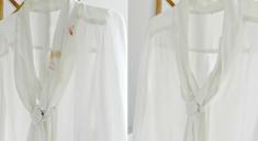 Как удалить с одежды пятна от косметики