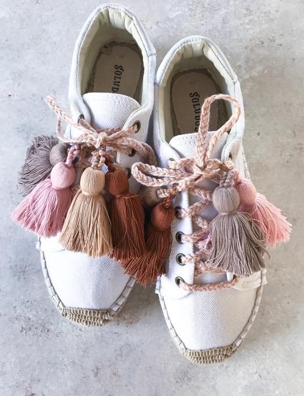 Готовые шнурки