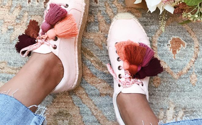 Самодельные шнурки