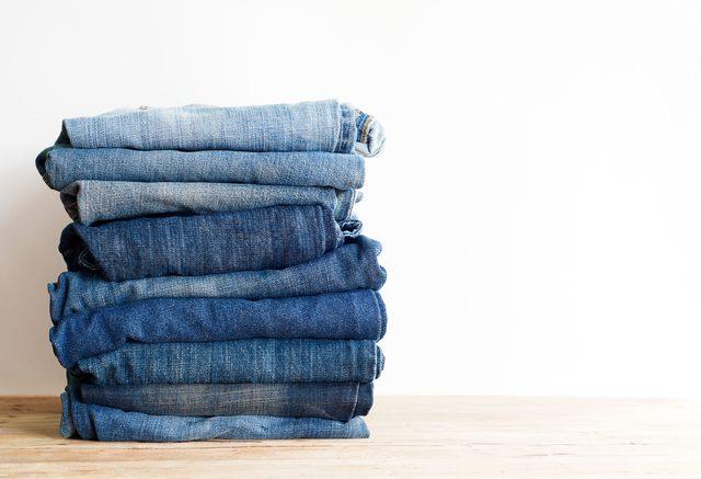Как смягчить джинсы
