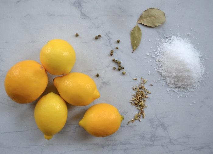 Как сделать консервированные лимоны