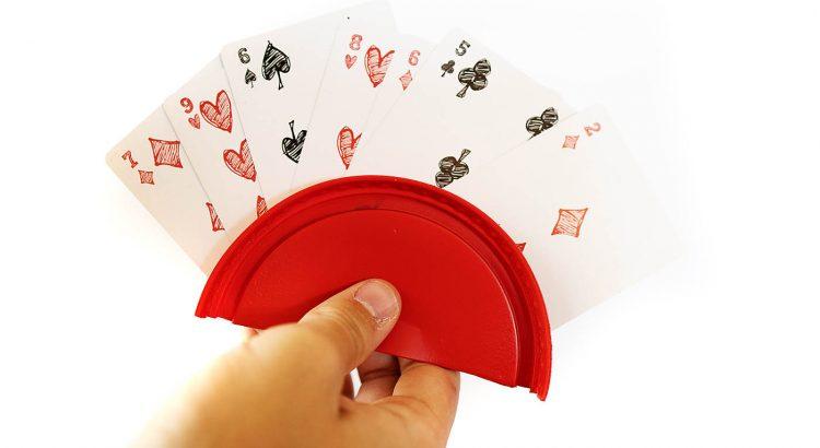 Держатель для игральных карт