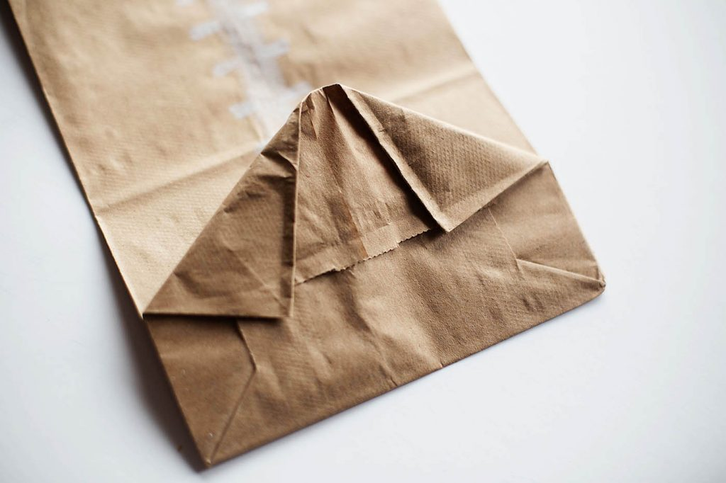 Дно пакета