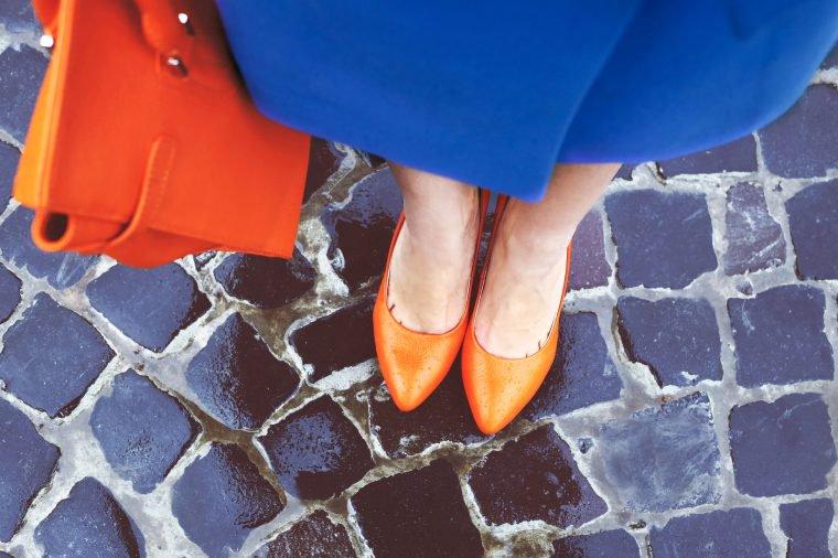 Лайфхаки для свежести обуви