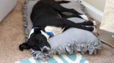 Как сделать бесшовную подушку