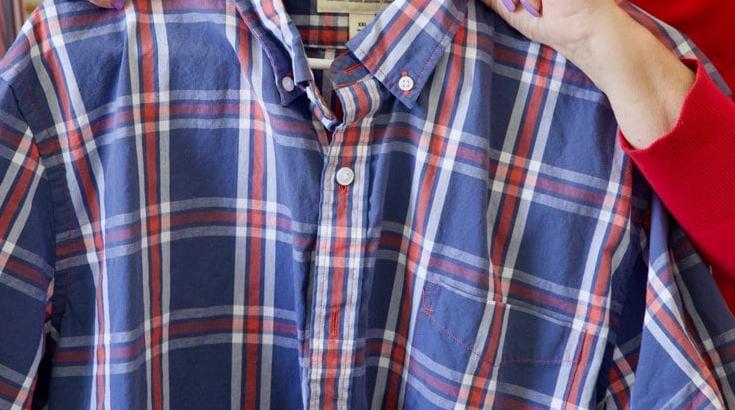 Лайфхаки для рубашек с воротником