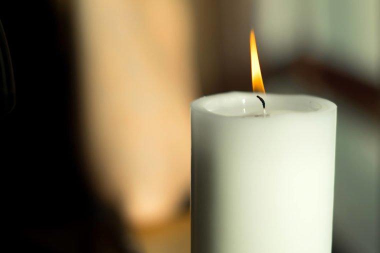 Липкие свечи
